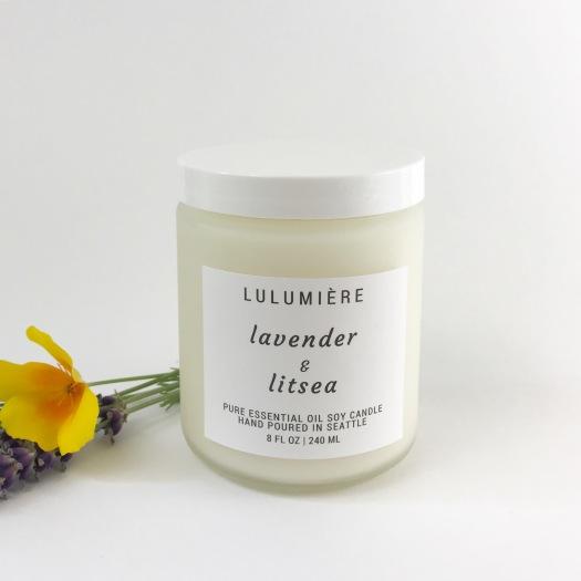 Essential Lavender Litsea
