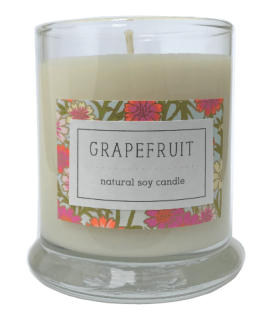 Signature Grapefruit Candle